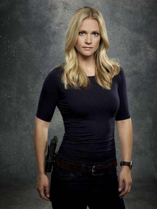 (7. Staffel) - Kehrt zum B.A.U.-Team zurück: Jennifer 'JJ' Jareau (AJ Cook) ... - Bildquelle: ABC Studios