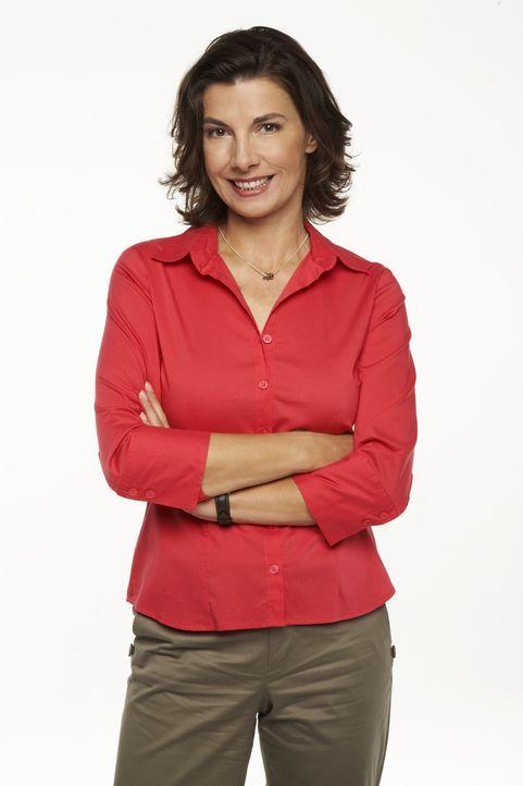 Steffi Hauschke (Karin Kienzer) ist die Seele der Agentur Broda & Broda. Sie gehört quasi zum Inventar und hat in allen Lebenslagen eine Lösung para... - Bildquelle: Bernd Jaworek SAT.1