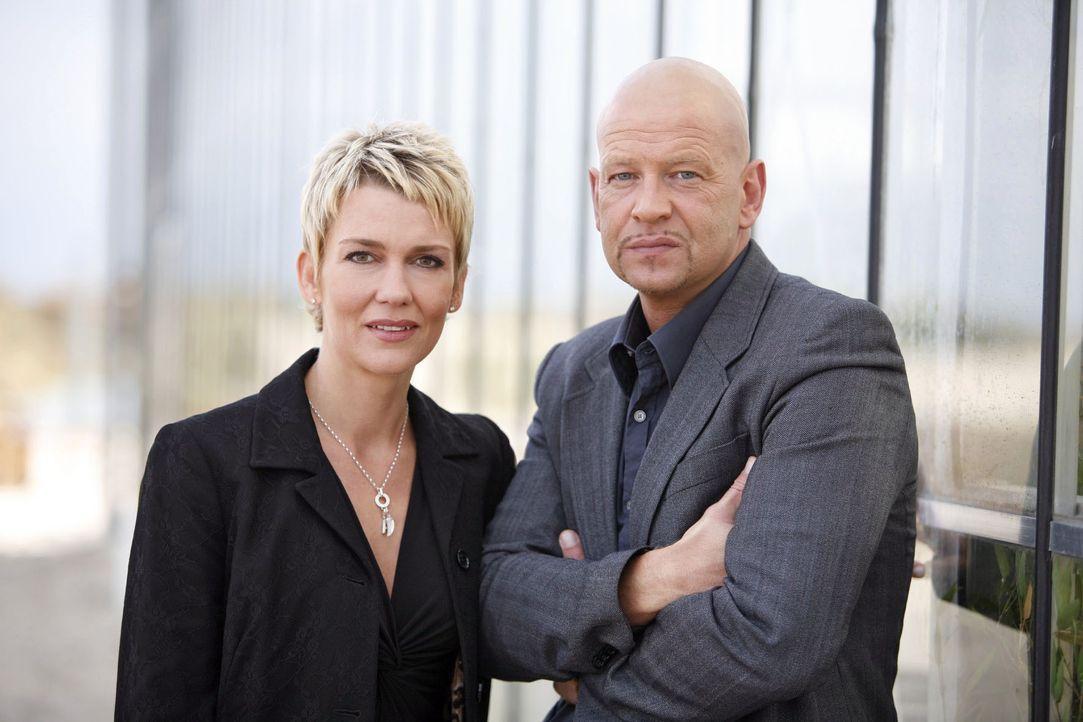 Alexandra Rietz und Michael Naseband - Bildquelle: Holger Rauner SAT.1 / Holger Rauner