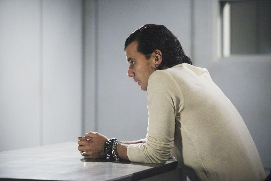 Ist Popstar Paul Davies alias Dante (Gavin Rossdale) der Mörder von vier jungen Frauen? Das BAU-Team wird es herausbekommen ... - Bildquelle: Danny Feld 2009 ABC Studios. All rights reserved. / Danny Feld