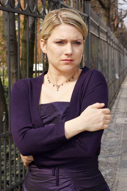 Nach der gemeinsamen Nacht mit Jonas befindet sich Anna (Jeanette Biedermann) im Gefühlschaos. - Bildquelle: Noreen Flynn Sat.1