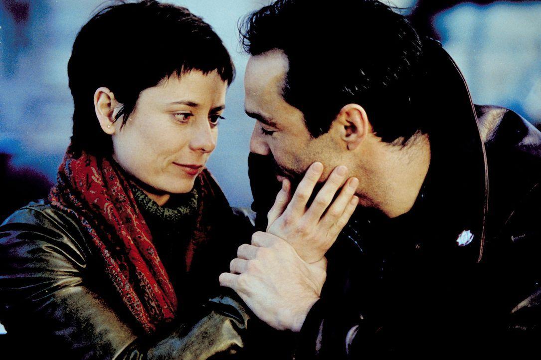Langsam erwachen die alten Gefühle zwischen Julia (Inka Friedrich, l.) und Robert (Hannes Jaenicke, r.) ... - Bildquelle: Christian A. Rieger ProSieben
