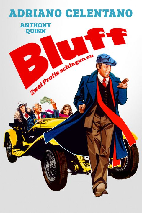 Bluff - Artwork - Bildquelle: 1976 Capital Films. All Rights Reserved.