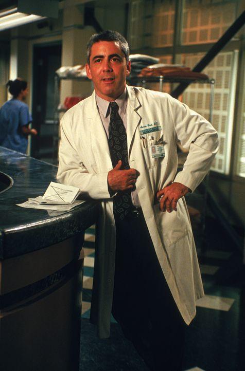 Dr. Aaron Shutt (Adam Arkin) - Bildquelle: 1997 Twentieth Century Fox Film Corporation.  All rights reserved.