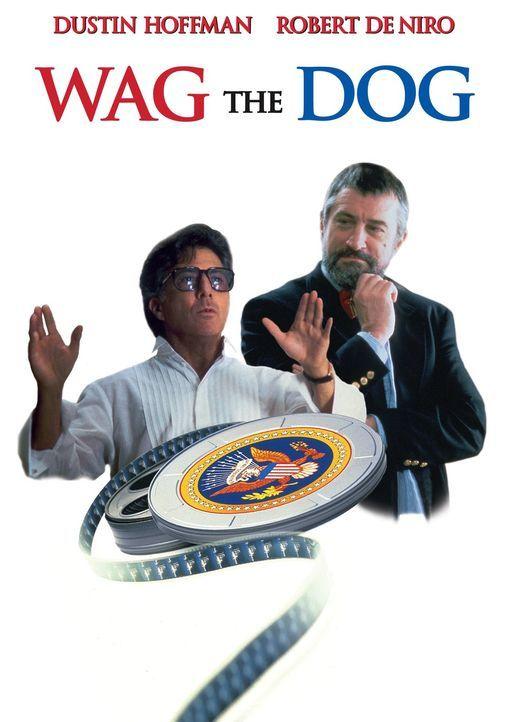 Wag the Dog - Ein hundsgemeiner Trick - Plakatmotiv - Bildquelle: New Line Productions, Inc.