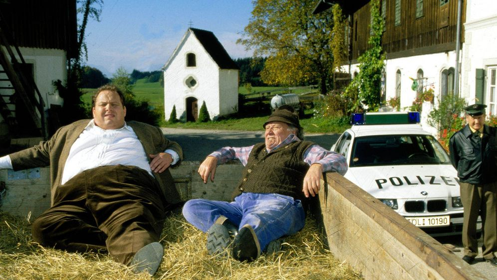 Der Bulle von Tölz: Bauernhochzeit - Bildquelle: Magdalena Mate Sat.1