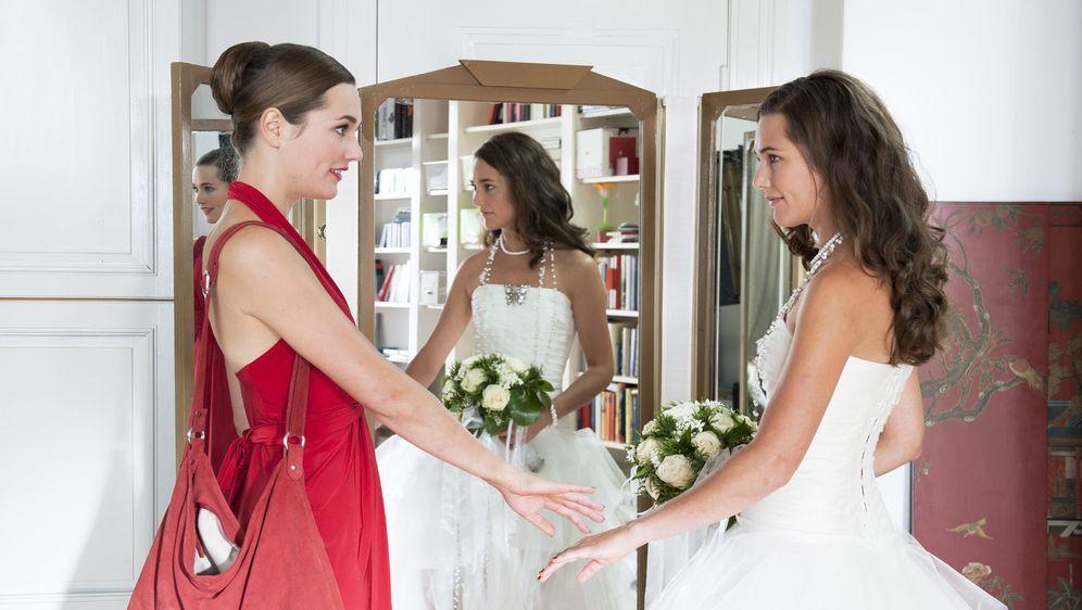 Im Brautkleid meiner Schwester - Bildquelle: Stephan Rabold SAT.1