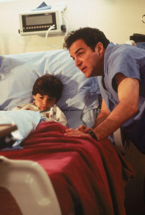 Sammy (Derrick Freidman, l.); Dr. Jeffrey Geiger (Mandy Patinkin, r.) - Bildquelle: 1996 Twentieth Century Fox Film Corporation.  All rights reserved.