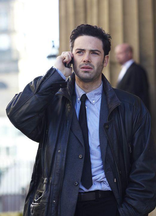 Joe Ashworth (David Leon) - Bildquelle: Helen Turton ITV Studios / Helen Turton