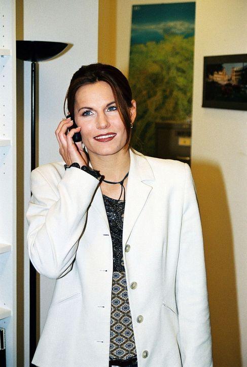 Ermittlerin Sandra Nitka - Bildquelle: Riedel Sat.1