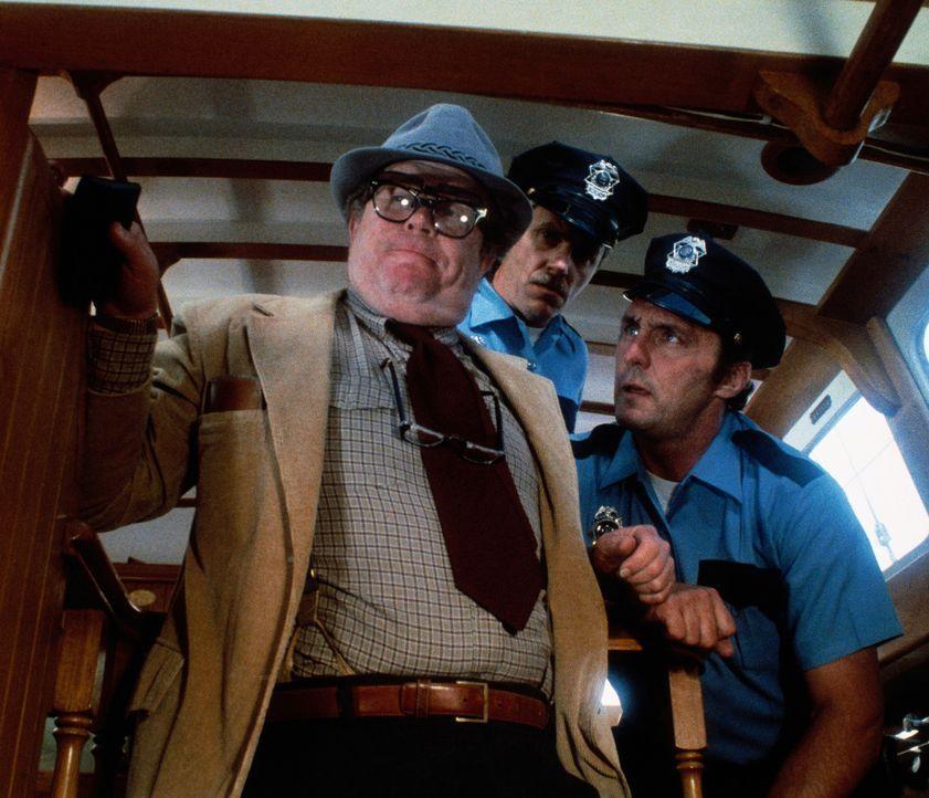 Dem Mörder auf der Spur: Roy Gunderson (Ned Beatty, l.) - Bildquelle: Universal Pictures