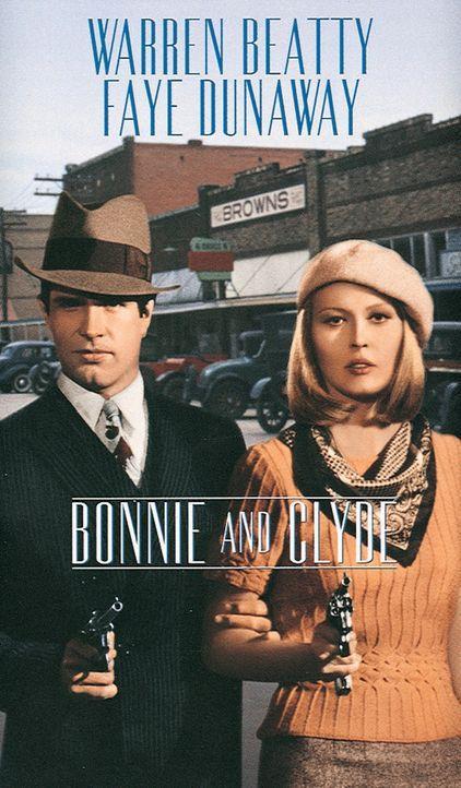 Bonnie and Clyde - Artwork - Bildquelle: Warner Bros.