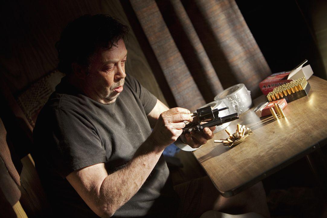 Eine Reihe von Stromausfällen lockt einen Serienkiller aus seinem Versteck. In der Dunkelheit der Stadt jagt er seine Opfer. Hat Billy Flynn (Tim Cu... - Bildquelle: Adam Rose 2010 American Broadcasting Companies, Inc. All rights reserved. / Adam Rose