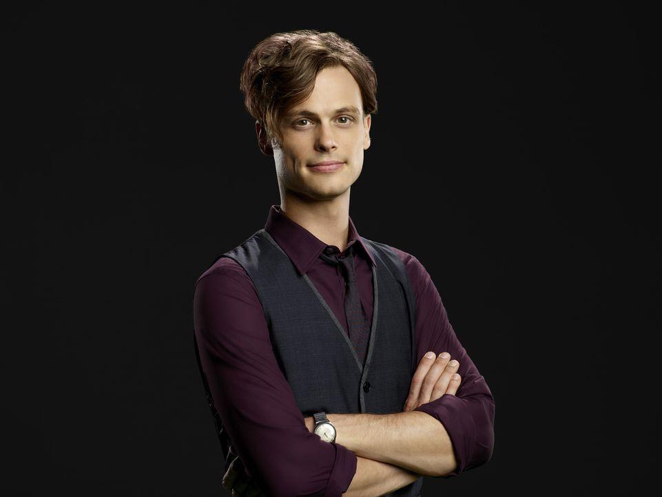 (9. Staffel) - Versucht, jeden Serientäter zu entlarven: Dr. Spencer Reid (Matthew Gray Gubler) ... - Bildquelle: ABC Studios