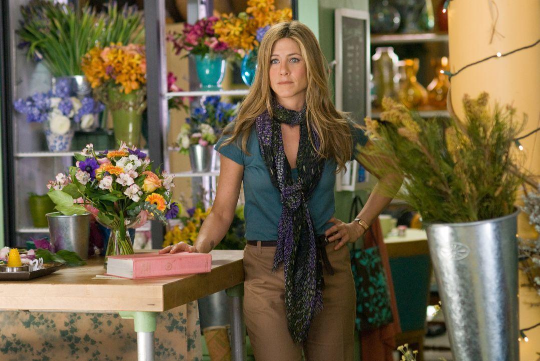 Von Männern hat Eloise (Jennifer Aniston) mehr als genug. Sie vertreibt sich die Zeit lieber in ihrem eigenen Blumenladen, den sie mit Herzblut betr... - Bildquelle: Universal Pictures