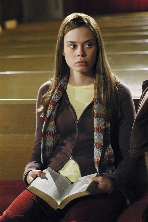 Hat Brandy (Shanna Collins) etwas mit dem Verschwinden von Cherish zu tun? - Bildquelle: 2005 CBS BROADCASTING INC. All Rights Reserved.