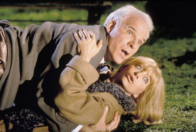 Das Ehepaar Henry (Steve Martin, oben) und Nancy Clark (Goldie Hawn, unten) versuchen, ihr eingefahrenes Eheleben wieder zu beleben ... - Bildquelle: TM, ® &   by Paramount Pictures. All Rights Reserved.