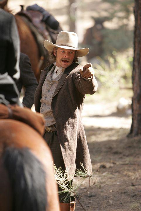 Das Leben als Ranger hält auch für Gus (Steve Zahn) einige Herausforderungen bereit ... - Bildquelle: 2006 CBS Broadcasting Inc. All Rights Reserved.