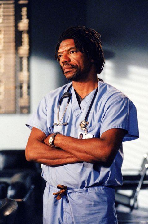 Dr. Dennis Hancock (Vondie Curtis-Hall) - Bildquelle: 1998 Twentieth Century Fox Film Corporation.  All rights reserved.