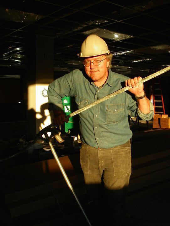 Neues von Familie Görgner: Wolfgang und Gabi sind vor einem Jahr nach Calgary ausgewandert. Der gelernte Elektriker Wolfgang (Bild) hat dort einen J... - Bildquelle: kabel eins