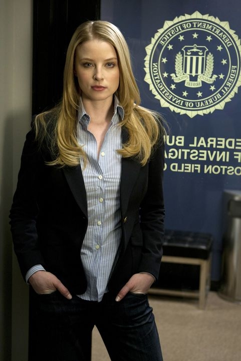 (6. Staffel) Ashley Seaver (Rachel Nichols) - Bildquelle: ABC Studios