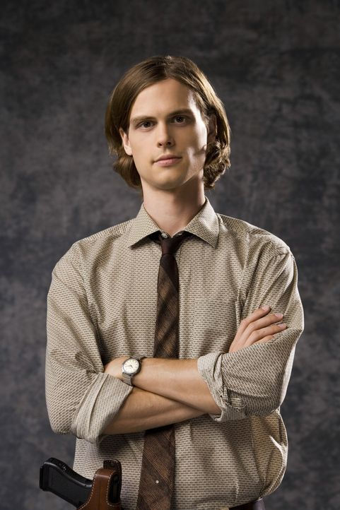 (3. Staffel) - Einer der klügsten Köpfe, die das FBI zu bieten hat: Dr. Spencer Reid (Matthew Gray Gubler) ... - Bildquelle: Monty Brinton 2007 ABC Studios. All rights reserved. NO ARCHIVE. NO RESALE./ Monty Brinton / Monty Brinton