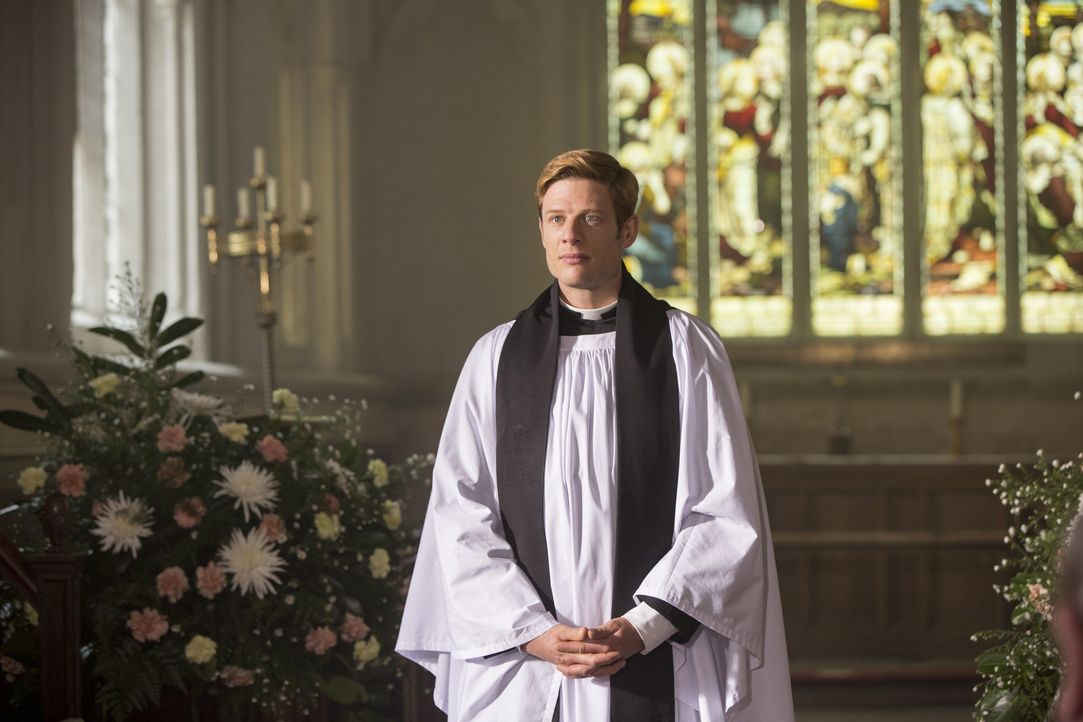 Sidney Chambers (James Norton) - Bildquelle: Colin Hutton LOVELY DAY PRODUCTION / ITV / Colin Hutton