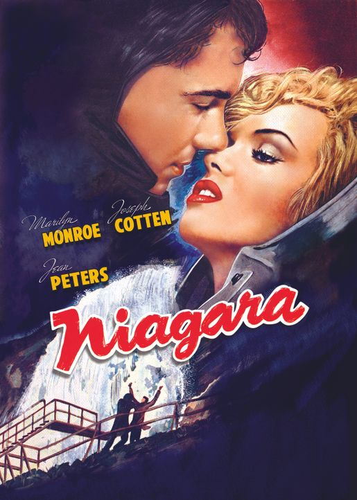 Niagara - Artwork - Bildquelle: 1953 Twentieth Century Fox Film Corporation.