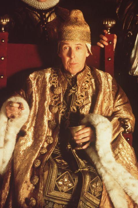 Selbst der Doge (Peter Eyre) kann sich der neuen Schönheit am Kurtisanenhimmel nicht versagen ... - Bildquelle: Warner Bros.