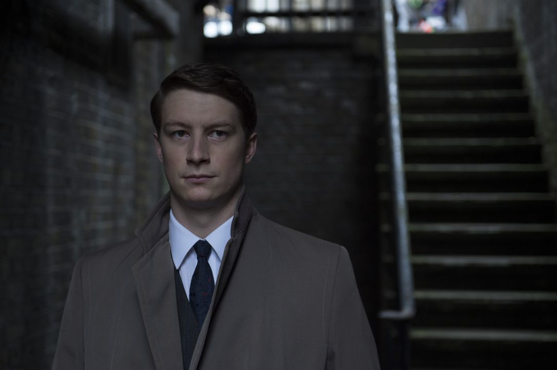 Phil Wilkinson (Lorne MacFadyen) - Bildquelle: Colin Hutton LOVELY DAY PRODUCTION / ITV / Colin Hutton