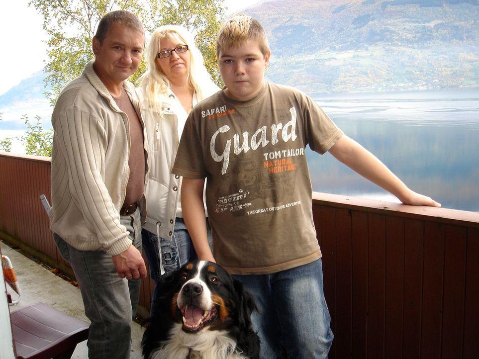 Familie Eppner wandert von Runow in Mecklenburg-Vorpommern nach Norwegen aus. - Bildquelle: kabel eins