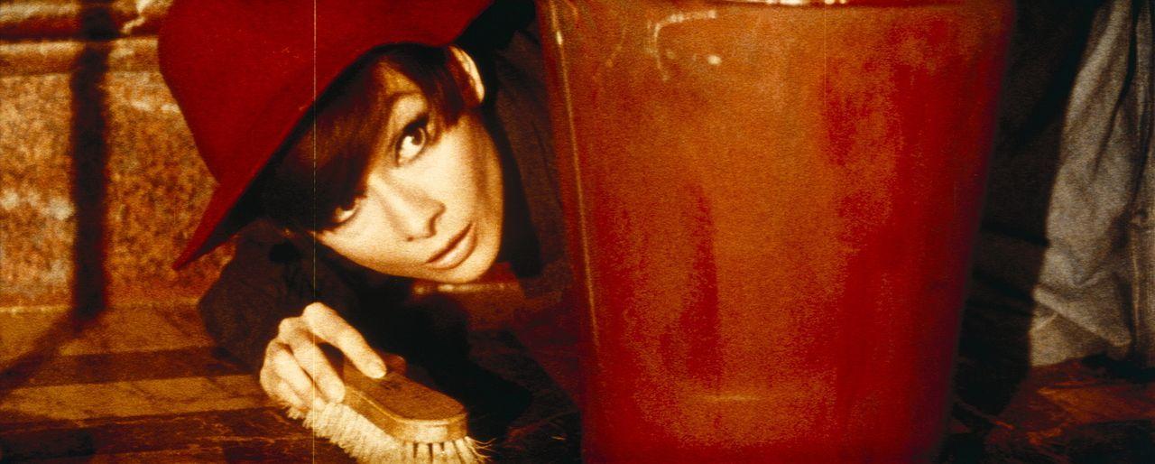 Nicole (Audrey Hepburn) ist fest entschlossen, die Familienehre diskret zu retten ...