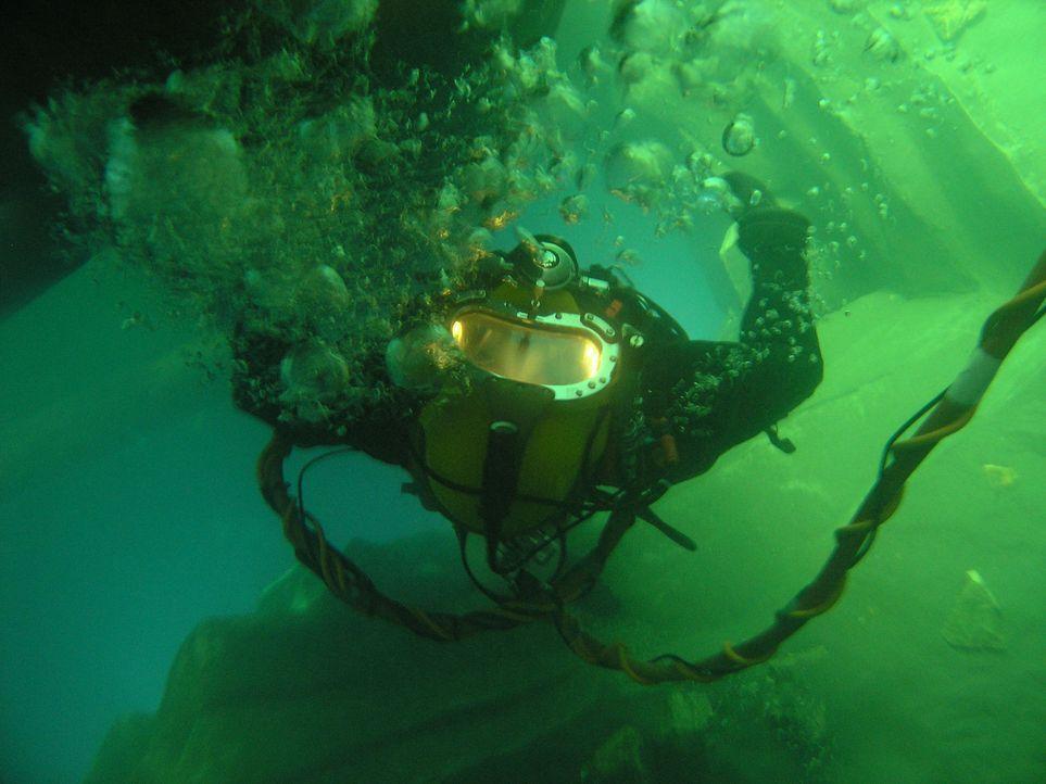Liegt in den Tiefen der Nordsee die Erklärung für die gefährliche Epidemie? - Bildquelle: ProSieben