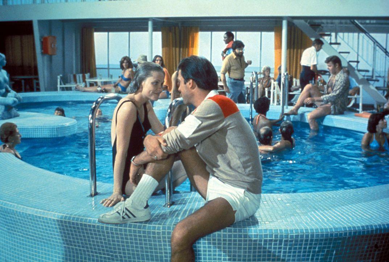 (1. Staffel) - Träume werden wahr! Von ihrem Heimathafen Acapulco aus startet die Pacific Princess zu den geheimnisvollsten und traumhaftesten Gebie... - Bildquelle: CBS Studios Inc. All Rights Reserved.