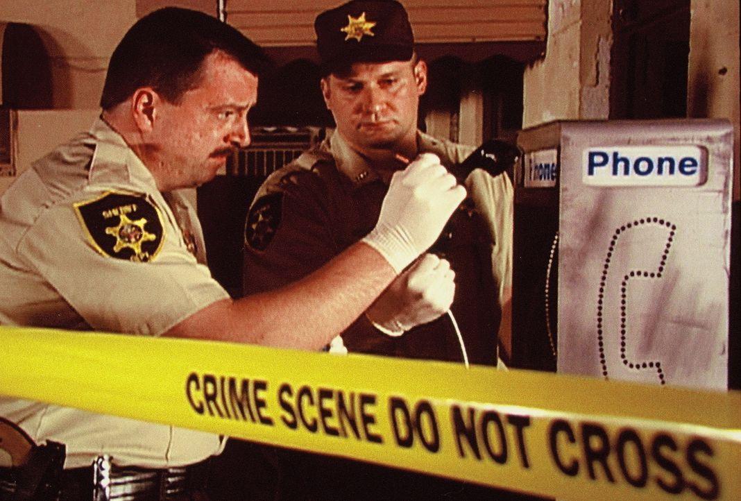 Um den Mörder zu schnappen, wendeten sich die örtlichen Behörden von South Carolina ans FBI ... - Bildquelle: Randy Jacobson New Dominion Pictures, LLC