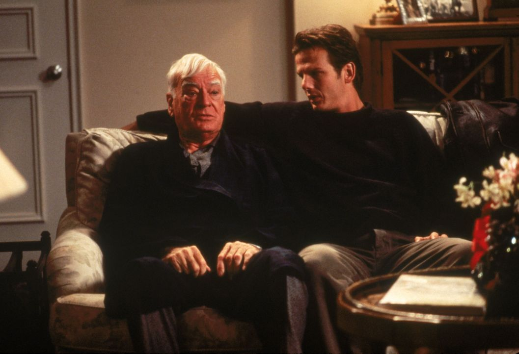 Harry Kincaid (Kevin Tighe, l.); Kevin Kincaid (John Livingston, r.) - Bildquelle: 1995 Twentieth Century Fox Film Corporation.  All rights reserved.