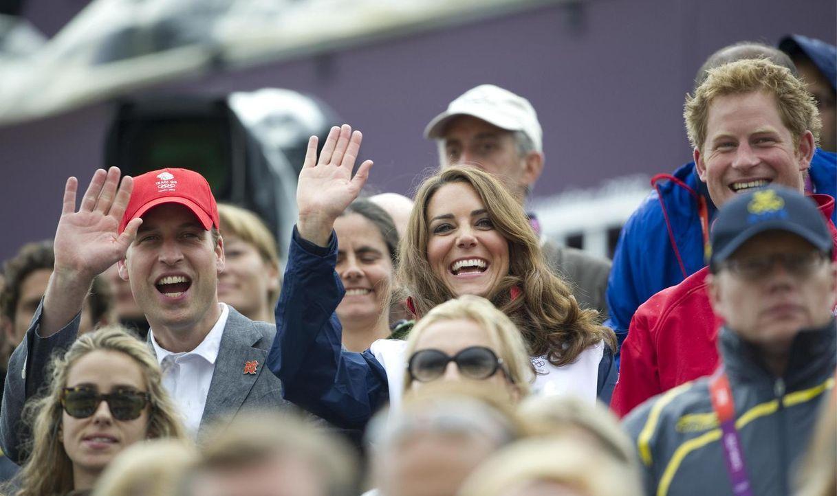 Für die königliche Familie war 2012 ein bedeutendes Jahr: Königin Elisabeth II feierte ihr diamantenes Thronjubiläum, und in London fanden die Olymp... - Bildquelle: Tim Clarke