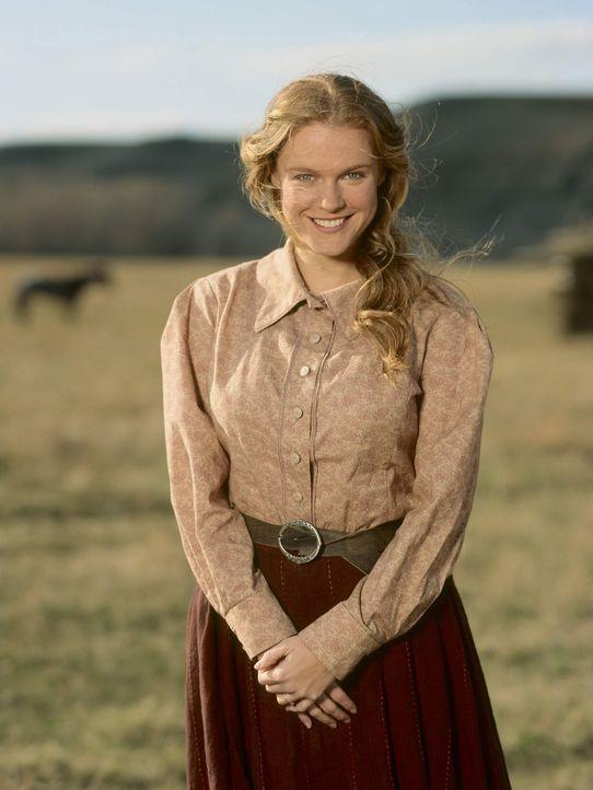 Eine strapaziöse Reise beginnt für Caroline (Erin Cottrell) und ihre Familie. - Bildquelle: ABC, Inc.