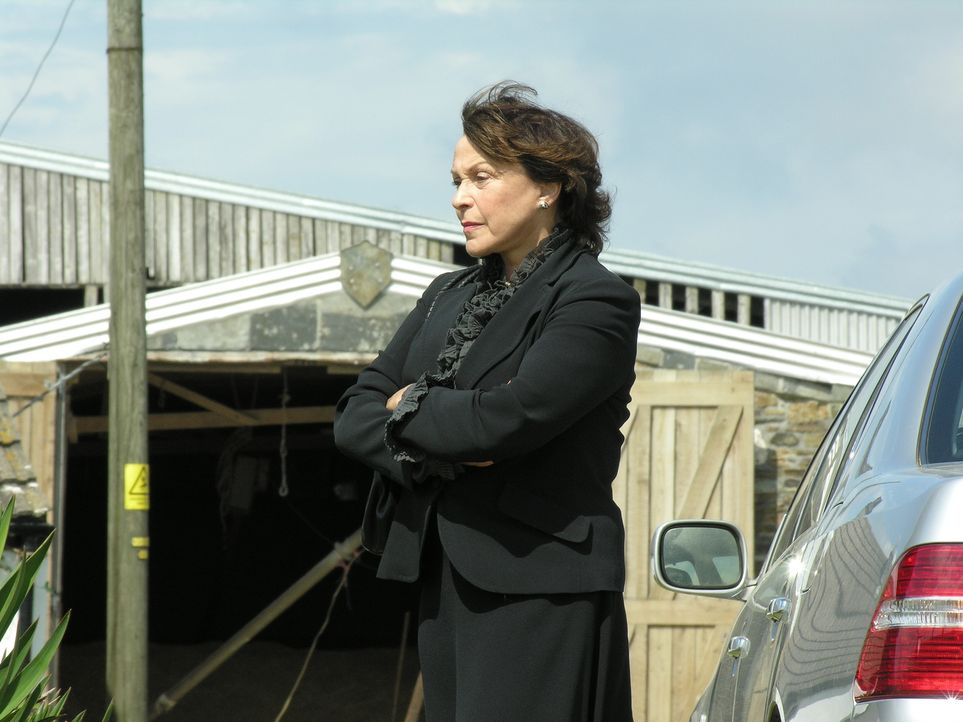 Martins Mutter Margaret (Claire Bloom) ist nicht glücklich darüber, dass sie ihren Sohn so selten sieht. Auch wenn sie ahnt, dass ein Besuch bei ihm... - Bildquelle: BUFFALO PICTURES/ITV