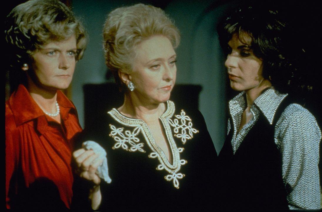(v.l.n.r.) Ruth Lytton (Joyce Van Patten); Phyllis Lytton Brandt (Celeste Holm); Janie Brandt (Jeannie Berlin) - Bildquelle: 1976 Universal City Studios LLLP. All Rights Reserved.