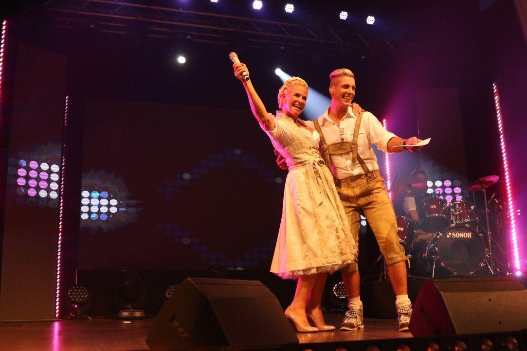 Fetenhits-Oktoberfest-2014-Foto11 - Bildquelle: SAT.1 Gold