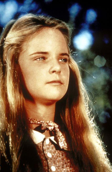 Die älteste Tochter der Ingalls', Mary (Melissa Sue Anderson), hilft gerne ihren Eltern auf der Farm ... - Bildquelle: Worldvision