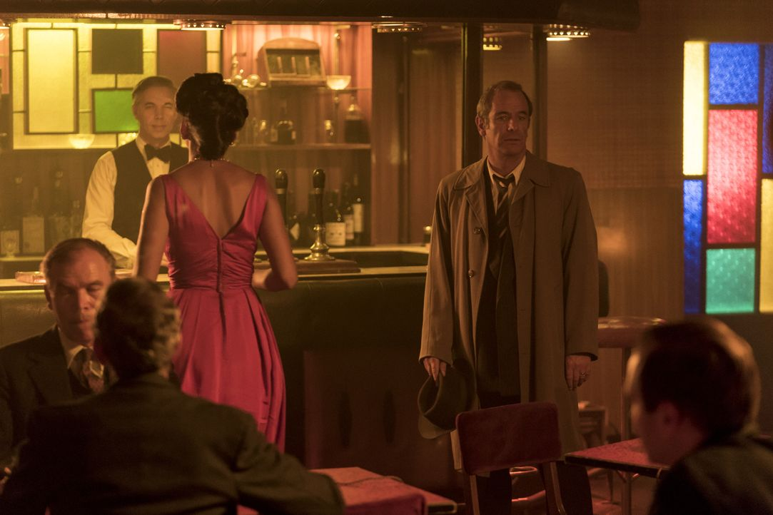 Geordie Keating (Robson Green) - Bildquelle: Colin Hutton Kudos/ITV/Masterpiece / Colin Hutton