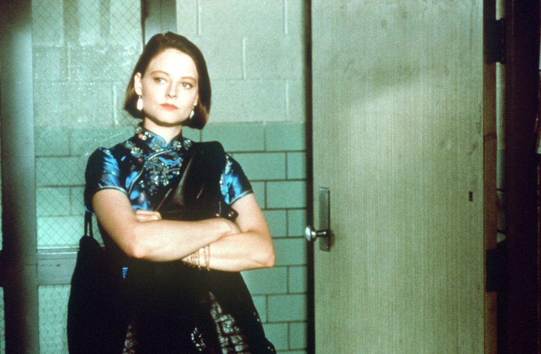 Aus Angst, ihren Sohn an die ebenfalls über-begabte Kinderpsychologin Jane Grierson zu verlieren, entwickelt sich zwischen Dede (Jodie Foster) und d... - Bildquelle: Orion Pictures Corporation
