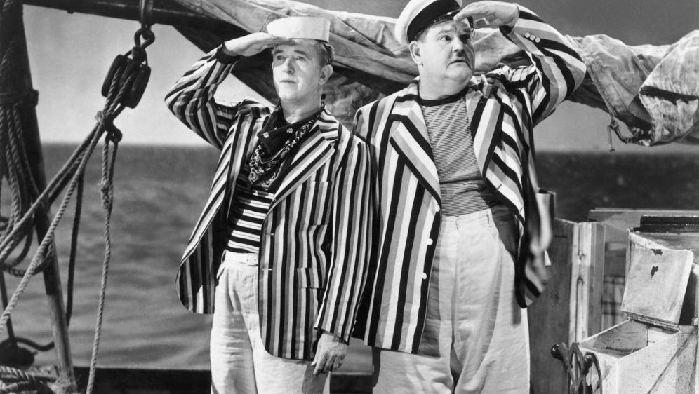 Dick und Doof - Auf hoher See - Bildquelle: United Artists