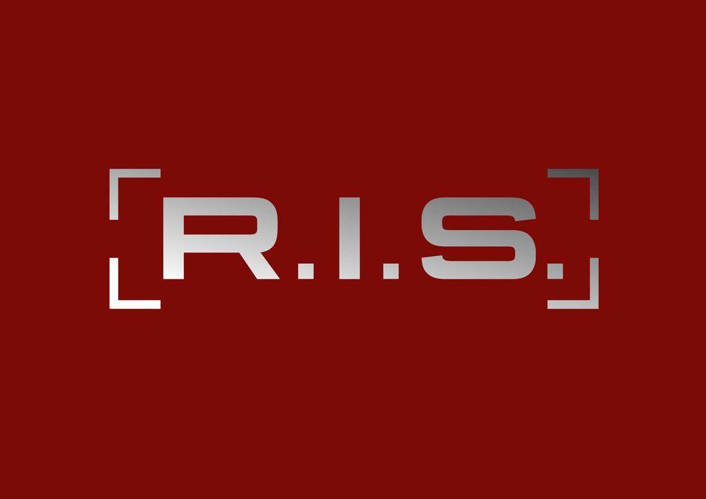 R.I.S - DIE SPRACHE DER TOTEN - Logo - Bildquelle: Sat.1