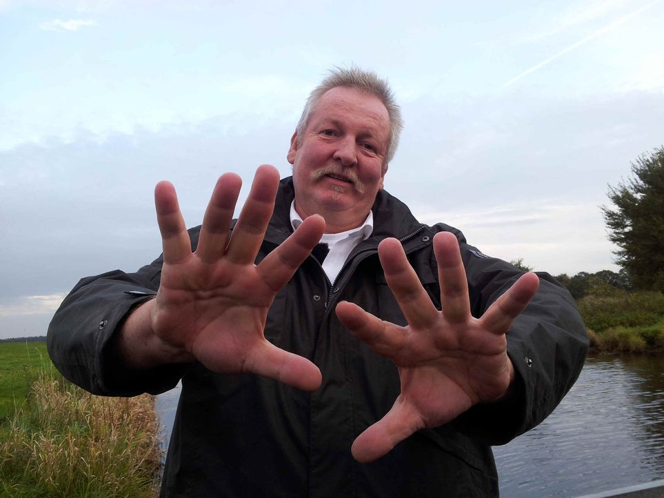 Tamme Hanken im wilden Osten - der Pferdeflüsterer auf Rekordjagd! - Bildquelle: SAT.1