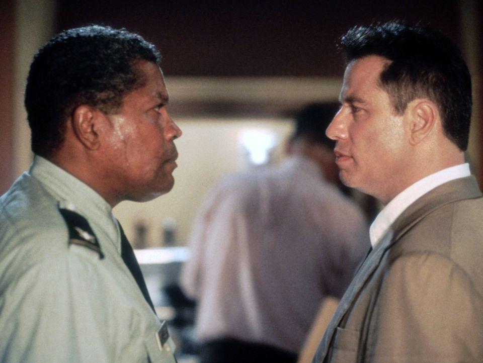 Auf der Spur eines skrupellosen Mörders: Steht George Fowler (Clarence Williams, l.) auch auf der Täterliste des unbestechlichen Cops Paul Brenner (... - Bildquelle: TM & Copyright   2017 by Paramount Pictures. All rights reserved.
