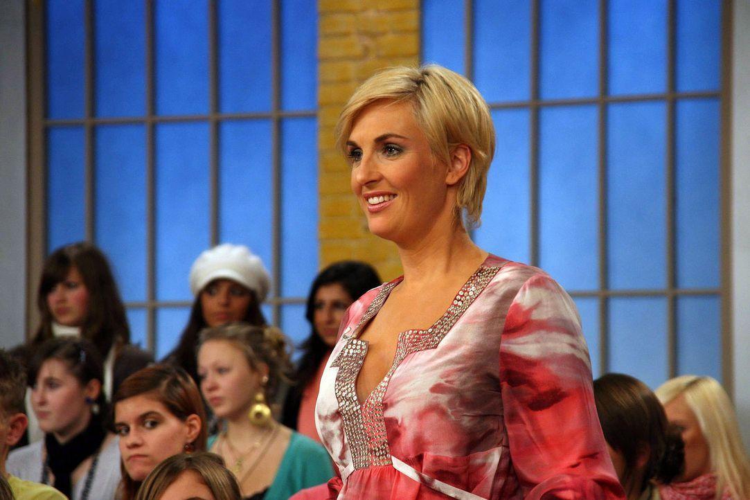 """Britt Hagedorn moderiert seit Jahren mit großem Erfolg ihre Talkshow """"Britt"""" - Bildquelle: Max Moos Sat.1"""