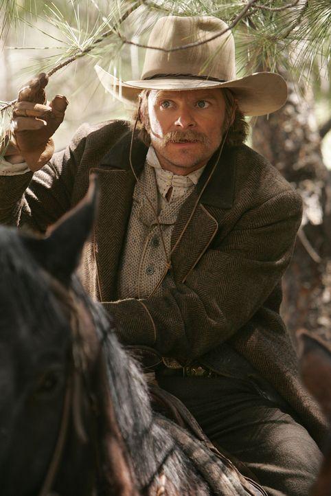 Noch ahnen Gus (Steve Zahn) und Woodroow nicht, dass Zuhause in Austin jemand ganz sehnsüchtig auf ihre Rückkehr wartet ... - Bildquelle: 2006 CBS Broadcasting Inc. All Rights Reserved.